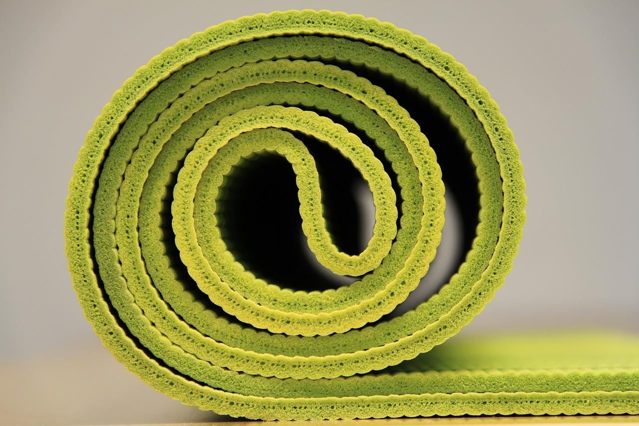 neoprene yoga mat